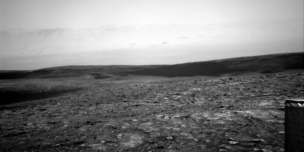 Nasa's Mars rover Curiosity acquired this image using its Right Navigation Camera on Sol 2895, at drive 2176, site number 82