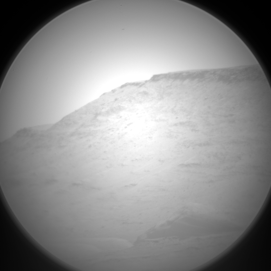 Nasa's Mars rover Curiosity acquired this image using its Chemistry & Camera (ChemCam) on Sol 2898, at drive 2176, site number 82