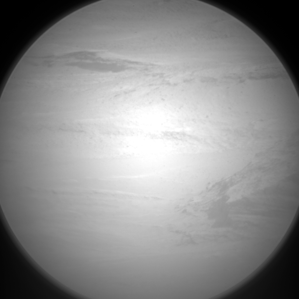 Nasa's Mars rover Curiosity acquired this image using its Chemistry & Camera (ChemCam) on Sol 2900, at drive 2176, site number 82