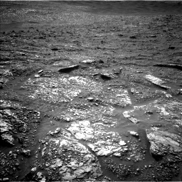 Nasa's Mars rover Curiosity acquired this image using its Left Navigation Camera on Sol 2904, at drive 2176, site number 82