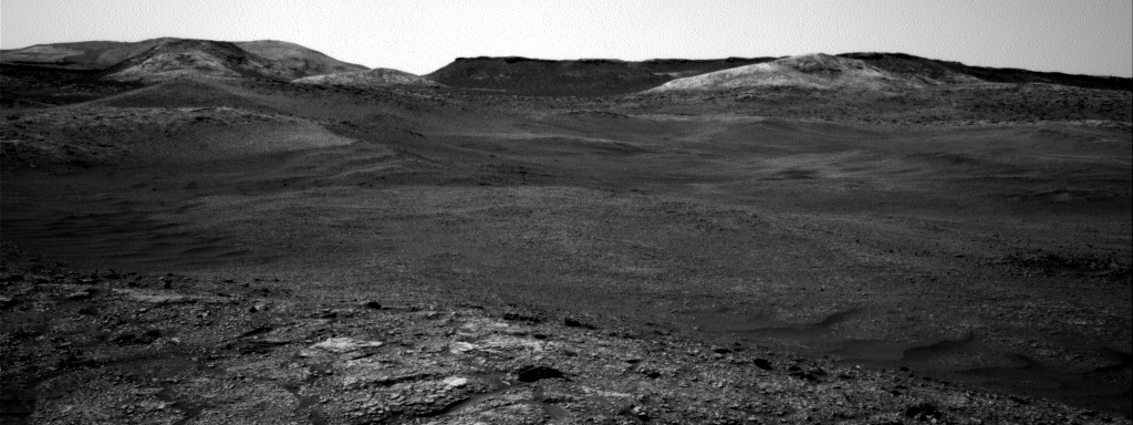 Nasa's Mars rover Curiosity acquired this image using its Right Navigation Camera on Sol 2905, at drive 2188, site number 82