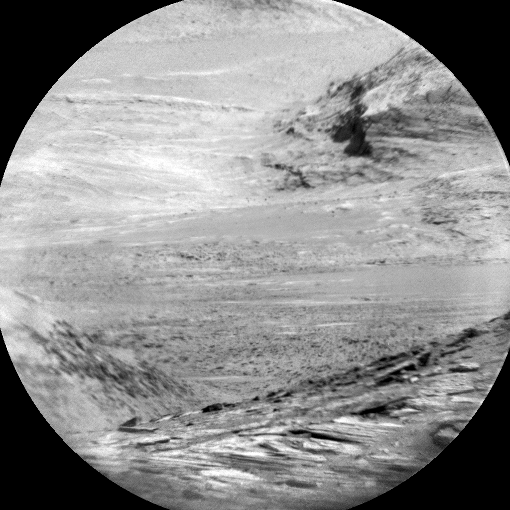 Nasa's Mars rover Curiosity acquired this image using its Chemistry & Camera (ChemCam) on Sol 2906, at drive 2188, site number 82