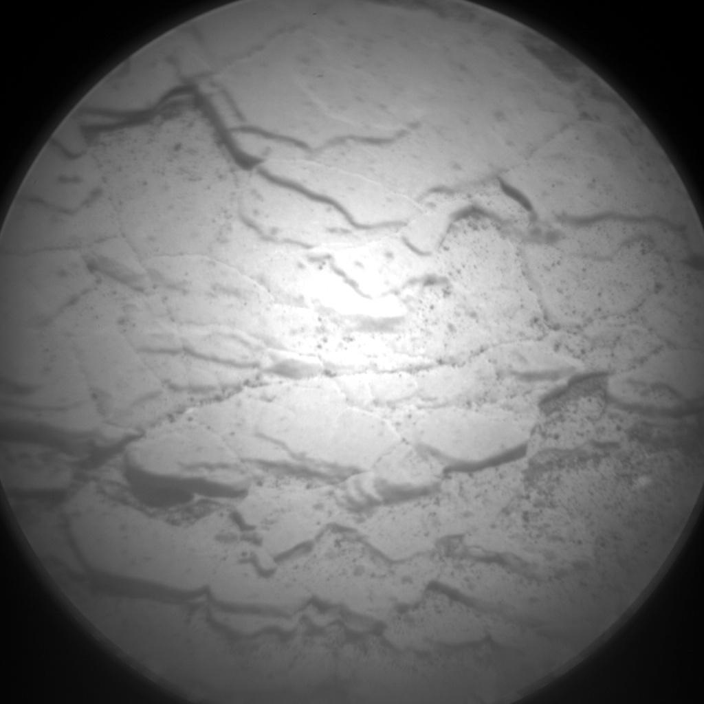 Nasa's Mars rover Curiosity acquired this image using its Chemistry & Camera (ChemCam) on Sol 2907, at drive 2188, site number 82