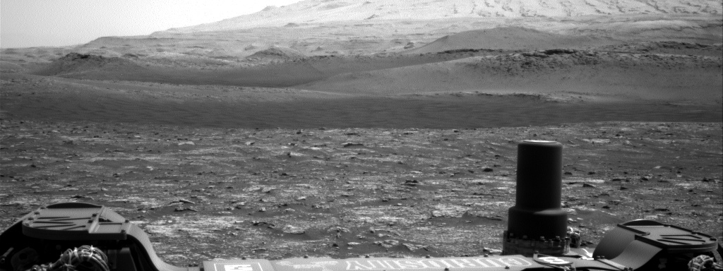 Nasa's Mars rover Curiosity acquired this image using its Right Navigation Camera on Sol 2910, at drive 2188, site number 82