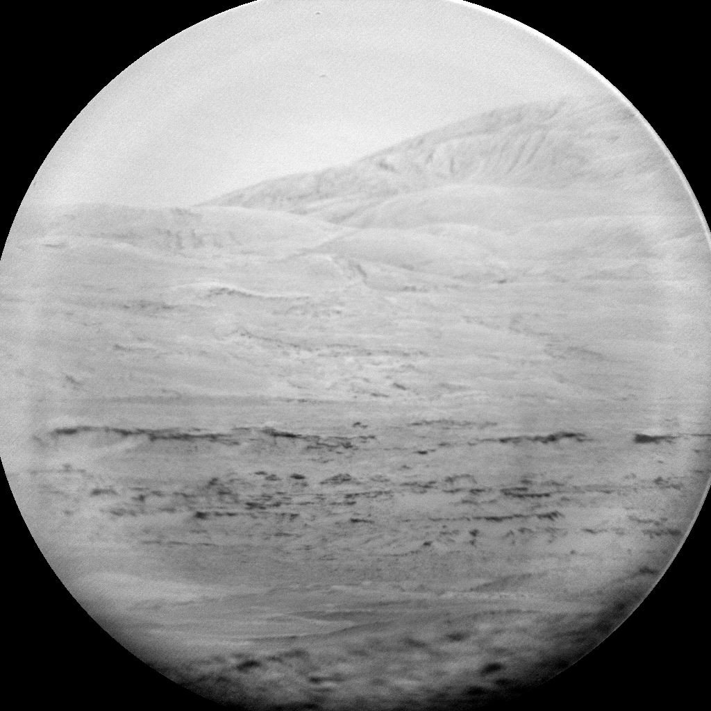 Nasa's Mars rover Curiosity acquired this image using its Chemistry & Camera (ChemCam) on Sol 2911, at drive 2188, site number 82