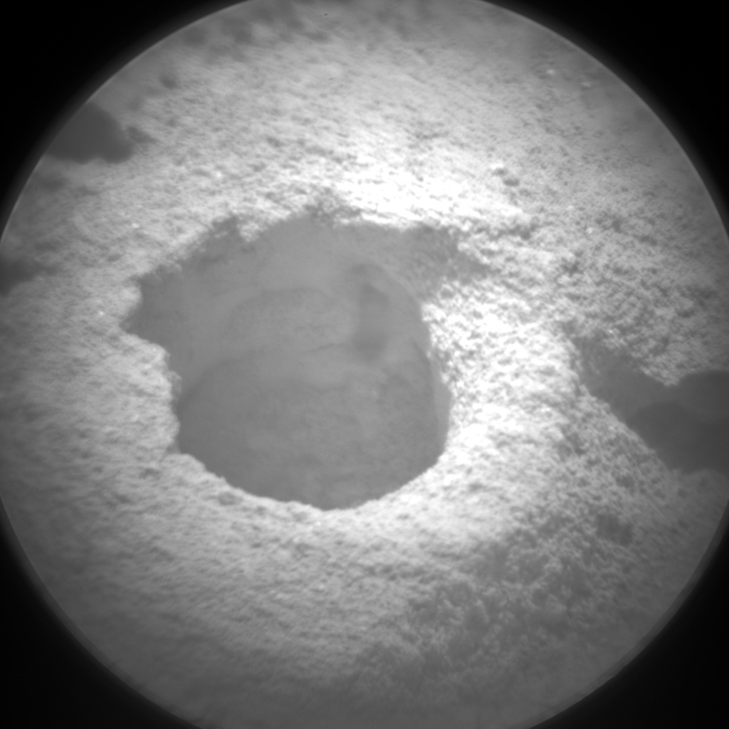 Nasa's Mars rover Curiosity acquired this image using its Chemistry & Camera (ChemCam) on Sol 2912, at drive 2188, site number 82