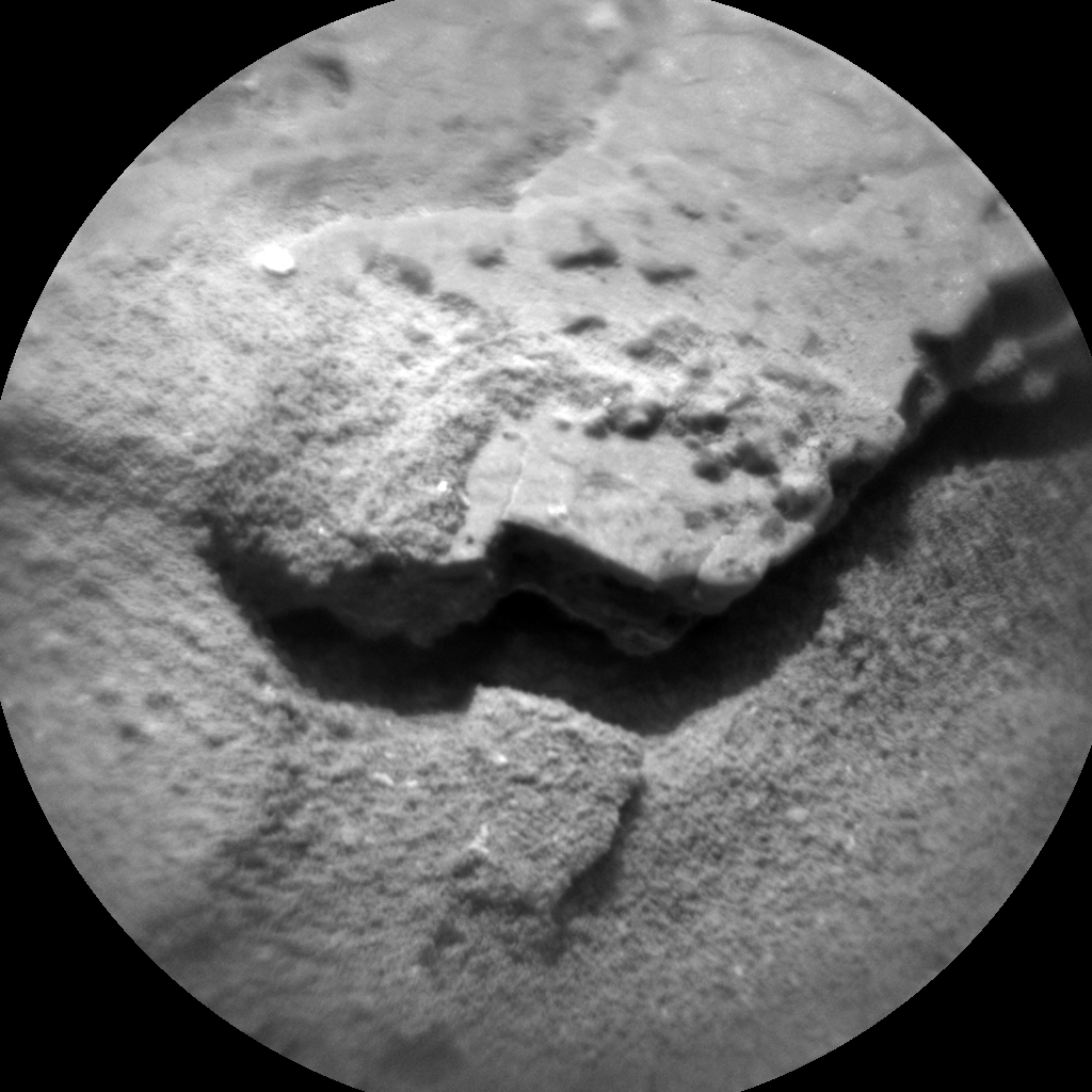 Nasa's Mars rover Curiosity acquired this image using its Chemistry & Camera (ChemCam) on Sol 2913, at drive 2188, site number 82