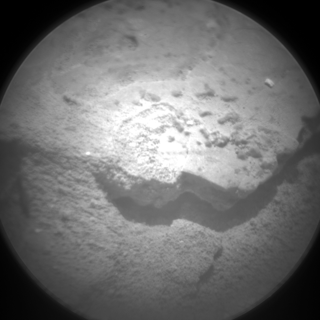 Nasa's Mars rover Curiosity acquired this image using its Chemistry & Camera (ChemCam) on Sol 2914, at drive 2188, site number 82
