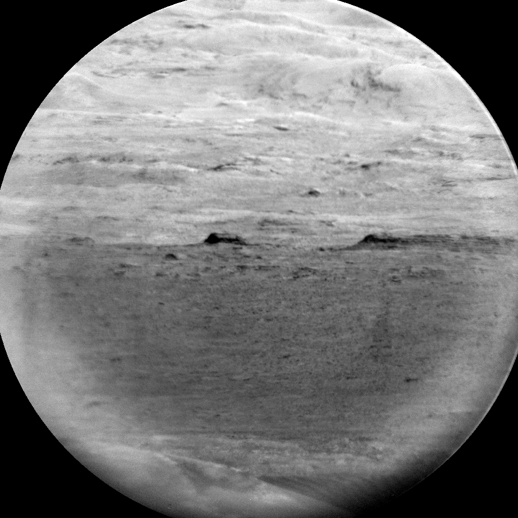 Nasa's Mars rover Curiosity acquired this image using its Chemistry & Camera (ChemCam) on Sol 2915, at drive 2188, site number 82