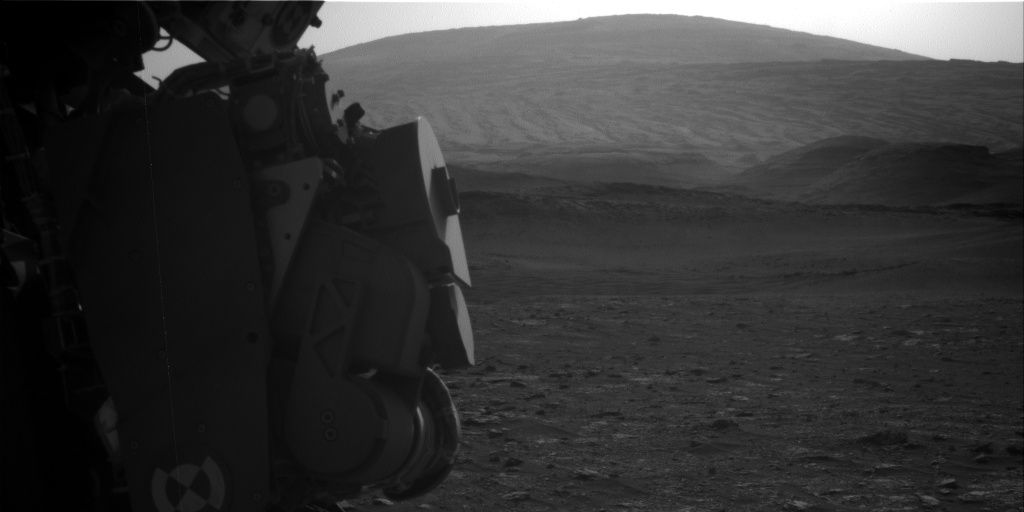 Nasa's Mars rover Curiosity acquired this image using its Right Navigation Camera on Sol 2916, at drive 2188, site number 82