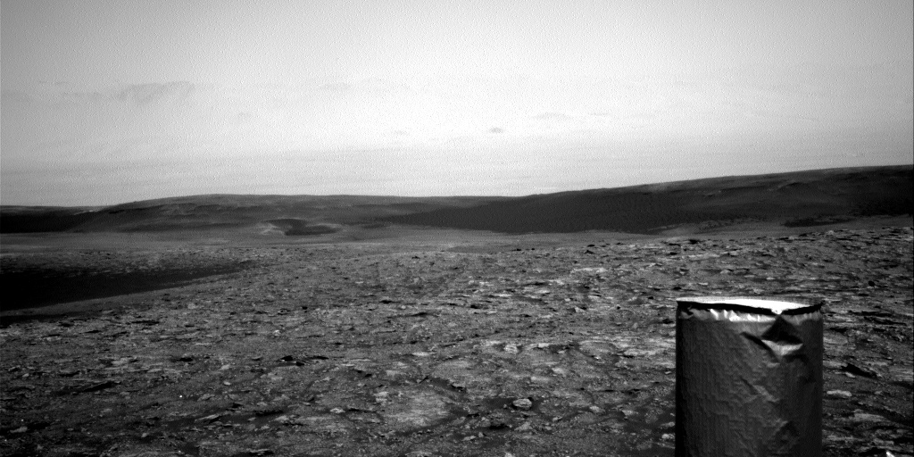 Nasa's Mars rover Curiosity acquired this image using its Right Navigation Camera on Sol 2917, at drive 2188, site number 82