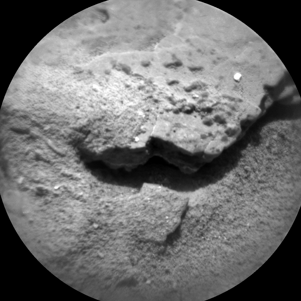 Nasa's Mars rover Curiosity acquired this image using its Chemistry & Camera (ChemCam) on Sol 2917, at drive 2188, site number 82