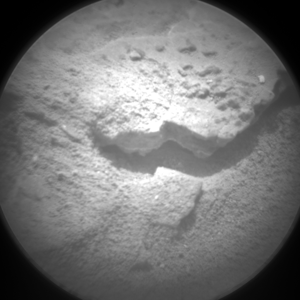 Nasa's Mars rover Curiosity acquired this image using its Chemistry & Camera (ChemCam) on Sol 2919, at drive 2188, site number 82