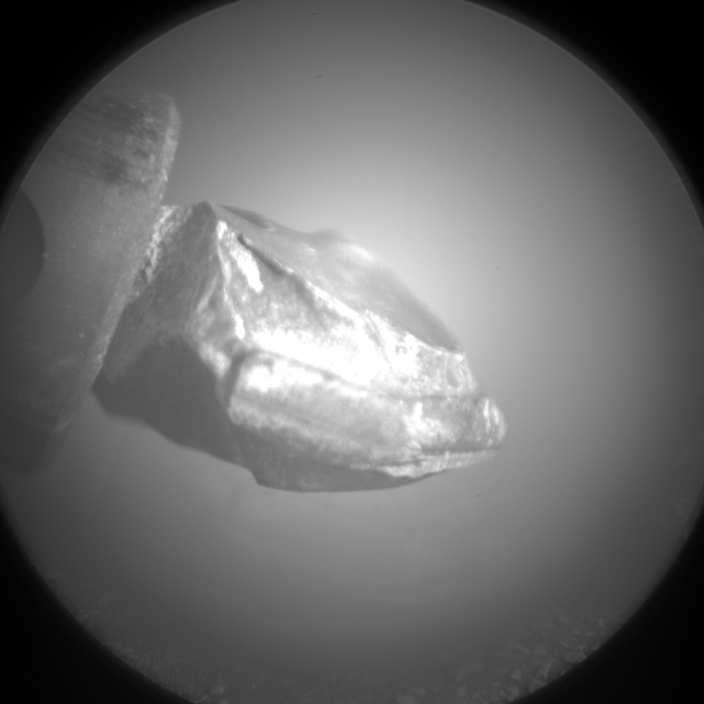 Nasa's Mars rover Curiosity acquired this image using its Chemistry & Camera (ChemCam) on Sol 2921, at drive 2188, site number 82