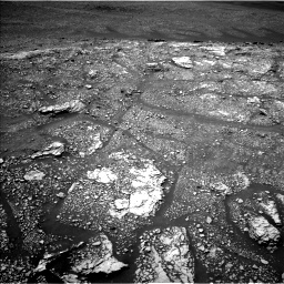 Nasa's Mars rover Curiosity acquired this image using its Left Navigation Camera on Sol 2923, at drive 2254, site number 82
