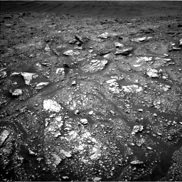 Nasa's Mars rover Curiosity acquired this image using its Left Navigation Camera on Sol 2923, at drive 2314, site number 82