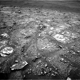 Nasa's Mars rover Curiosity acquired this image using its Left Navigation Camera on Sol 2923, at drive 2344, site number 82