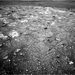 Nasa's Mars rover Curiosity acquired this image using its Left Navigation Camera on Sol 2923, at drive 2380, site number 82