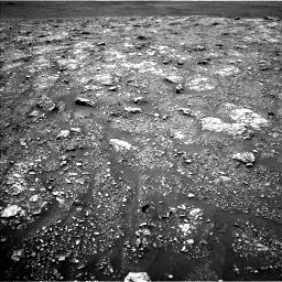 Nasa's Mars rover Curiosity acquired this image using its Left Navigation Camera on Sol 2923, at drive 2398, site number 82