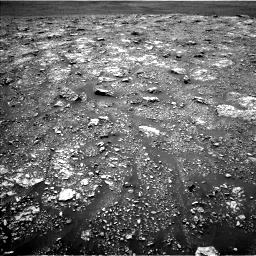 Nasa's Mars rover Curiosity acquired this image using its Left Navigation Camera on Sol 2923, at drive 2404, site number 82