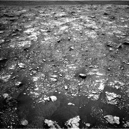Nasa's Mars rover Curiosity acquired this image using its Left Navigation Camera on Sol 2923, at drive 2422, site number 82