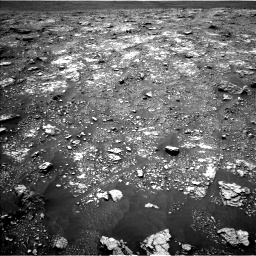 Nasa's Mars rover Curiosity acquired this image using its Left Navigation Camera on Sol 2923, at drive 2428, site number 82