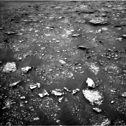 Nasa's Mars rover Curiosity acquired this image using its Left Navigation Camera on Sol 2923, at drive 2476, site number 82