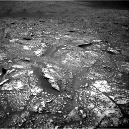 Nasa's Mars rover Curiosity acquired this image using its Right Navigation Camera on Sol 2923, at drive 2188, site number 82