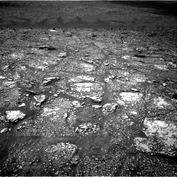 Nasa's Mars rover Curiosity acquired this image using its Right Navigation Camera on Sol 2923, at drive 2206, site number 82