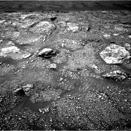 Nasa's Mars rover Curiosity acquired this image using its Right Navigation Camera on Sol 2923, at drive 2230, site number 82