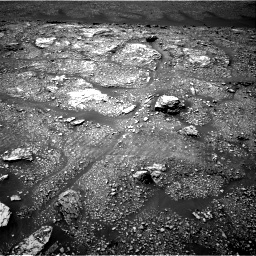 Nasa's Mars rover Curiosity acquired this image using its Right Navigation Camera on Sol 2923, at drive 2236, site number 82