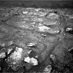 Nasa's Mars rover Curiosity acquired this image using its Right Navigation Camera on Sol 2923, at drive 2242, site number 82
