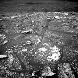 Nasa's Mars rover Curiosity acquired this image using its Right Navigation Camera on Sol 2923, at drive 2260, site number 82