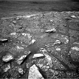Nasa's Mars rover Curiosity acquired this image using its Right Navigation Camera on Sol 2923, at drive 2266, site number 82