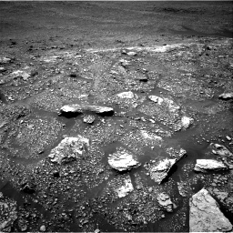 Nasa's Mars rover Curiosity acquired this image using its Right Navigation Camera on Sol 2923, at drive 2278, site number 82