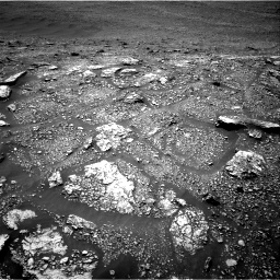 Nasa's Mars rover Curiosity acquired this image using its Right Navigation Camera on Sol 2923, at drive 2290, site number 82