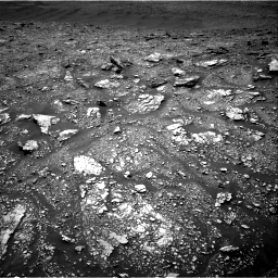 Nasa's Mars rover Curiosity acquired this image using its Right Navigation Camera on Sol 2923, at drive 2320, site number 82