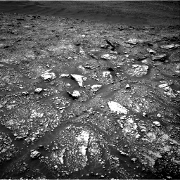 Nasa's Mars rover Curiosity acquired this image using its Right Navigation Camera on Sol 2923, at drive 2326, site number 82