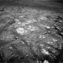 Nasa's Mars rover Curiosity acquired this image using its Right Navigation Camera on Sol 2923, at drive 2338, site number 82