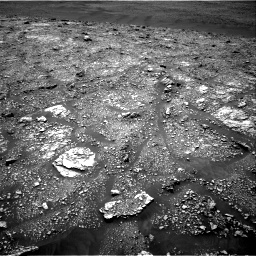 Nasa's Mars rover Curiosity acquired this image using its Right Navigation Camera on Sol 2923, at drive 2350, site number 82