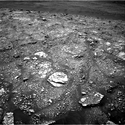 Nasa's Mars rover Curiosity acquired this image using its Right Navigation Camera on Sol 2923, at drive 2356, site number 82