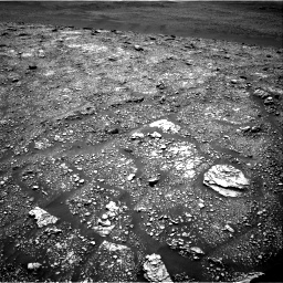 Nasa's Mars rover Curiosity acquired this image using its Right Navigation Camera on Sol 2923, at drive 2362, site number 82