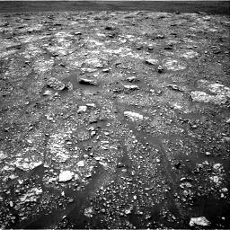 Nasa's Mars rover Curiosity acquired this image using its Right Navigation Camera on Sol 2923, at drive 2410, site number 82