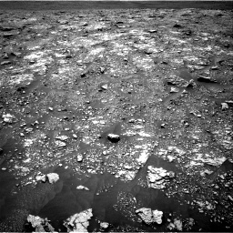 Nasa's Mars rover Curiosity acquired this image using its Right Navigation Camera on Sol 2923, at drive 2422, site number 82
