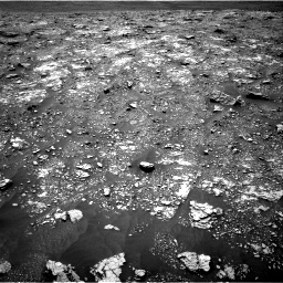 Nasa's Mars rover Curiosity acquired this image using its Right Navigation Camera on Sol 2923, at drive 2428, site number 82