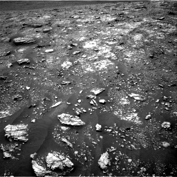 Nasa's Mars rover Curiosity acquired this image using its Right Navigation Camera on Sol 2923, at drive 2452, site number 82