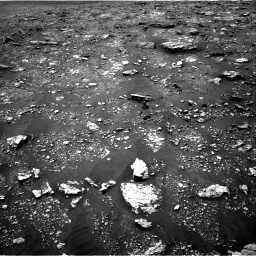 Nasa's Mars rover Curiosity acquired this image using its Right Navigation Camera on Sol 2923, at drive 2476, site number 82