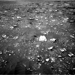 Nasa's Mars rover Curiosity acquired this image using its Right Navigation Camera on Sol 2923, at drive 2488, site number 82