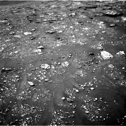 Nasa's Mars rover Curiosity acquired this image using its Right Navigation Camera on Sol 2923, at drive 2518, site number 82