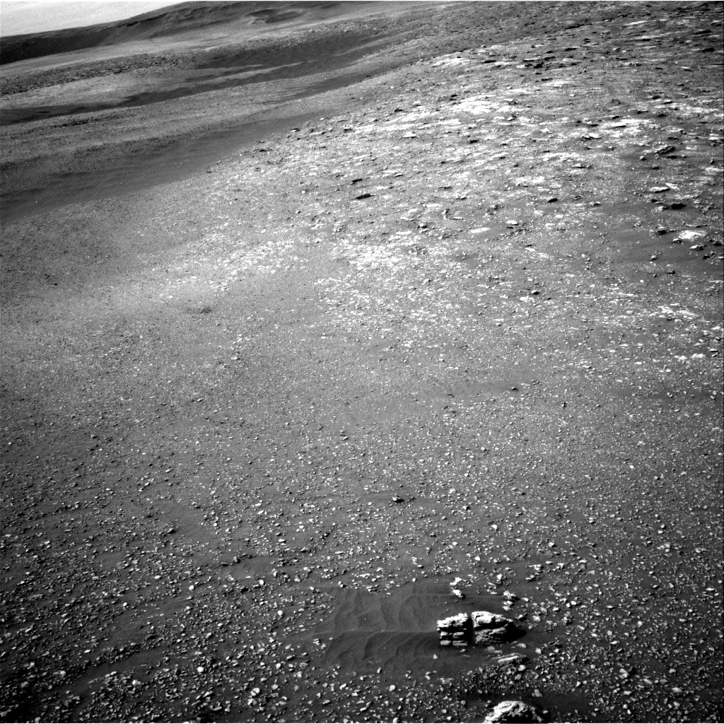 Nasa's Mars rover Curiosity acquired this image using its Right Navigation Camera on Sol 2923, at drive 2638, site number 82